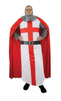 St George Crusader Knight Costume (ILFD4523)